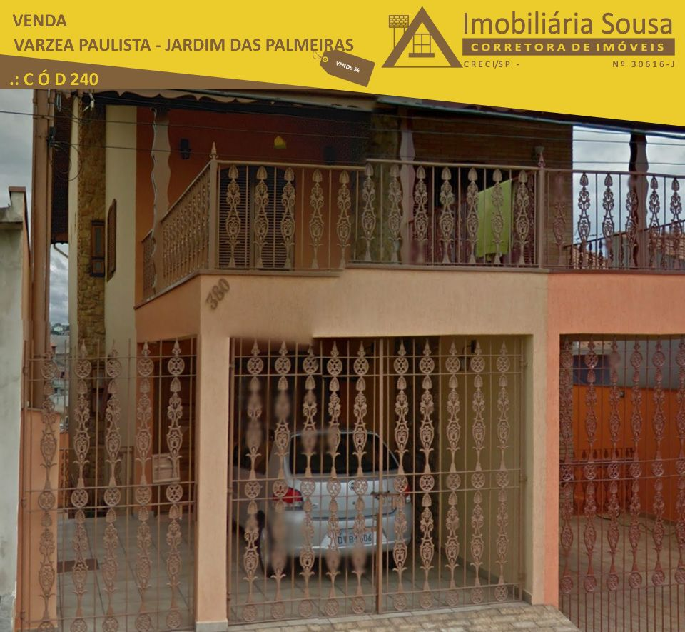 Casa – Várzea Paulista – Jardim das Palmeiras