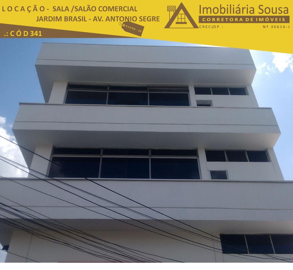 Sala – Comercial – Excelente – Jardim Brasil
