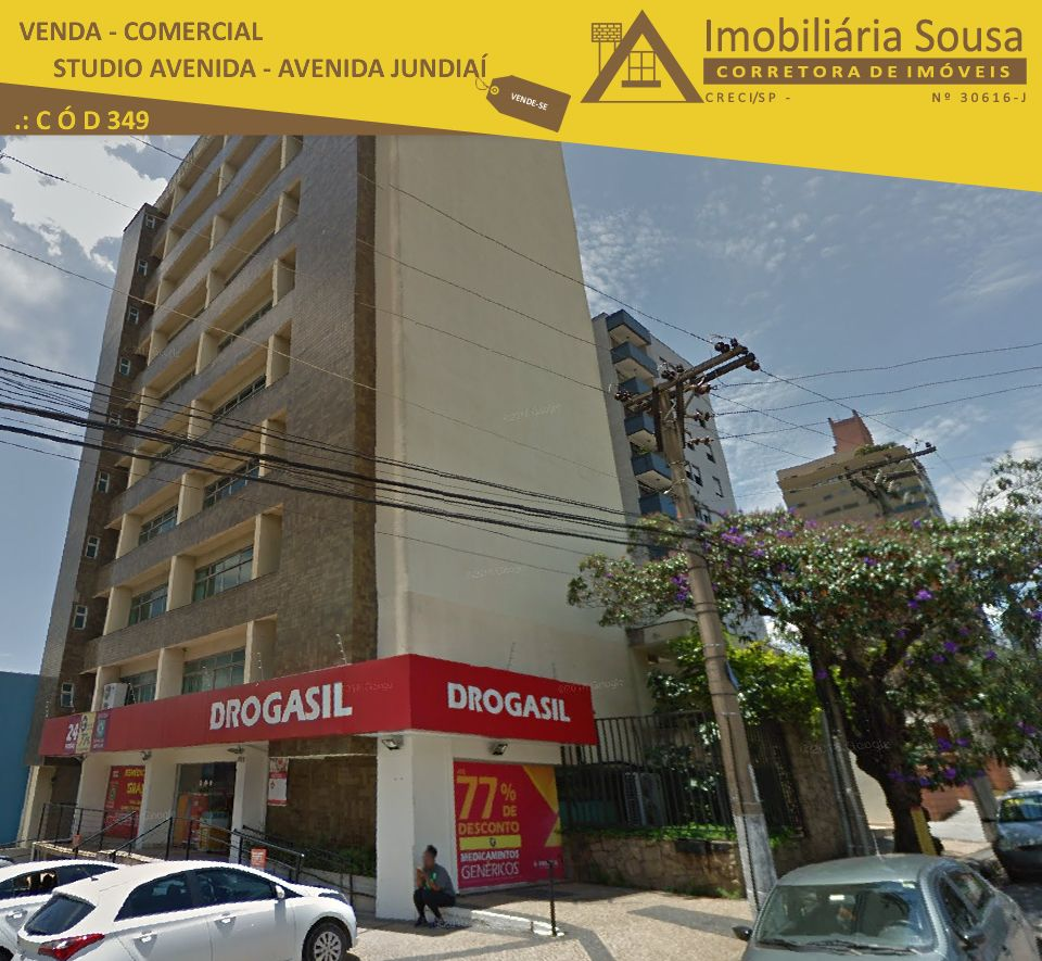 Sala Comercial – Studio Avenida – Venda
