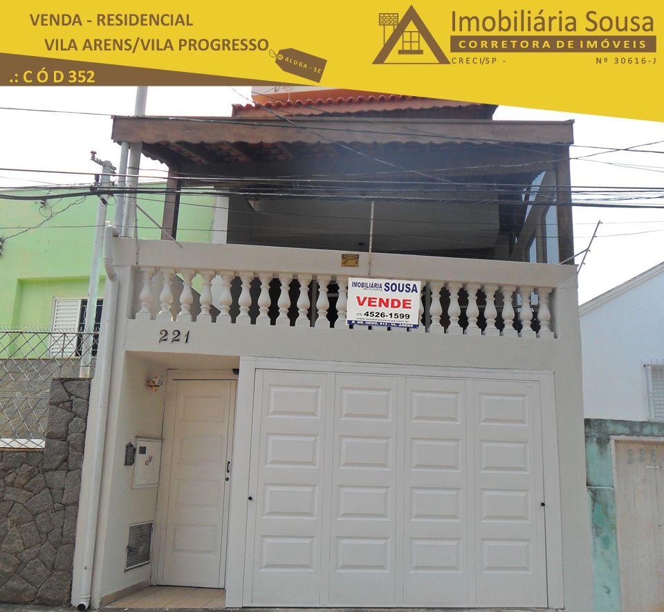 Casa – Vila Arens – Excelente – Venda