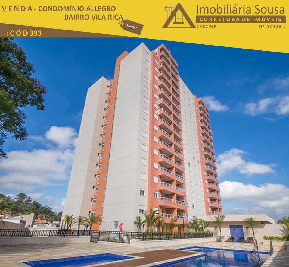 Apartamento – Condomínio Allegro