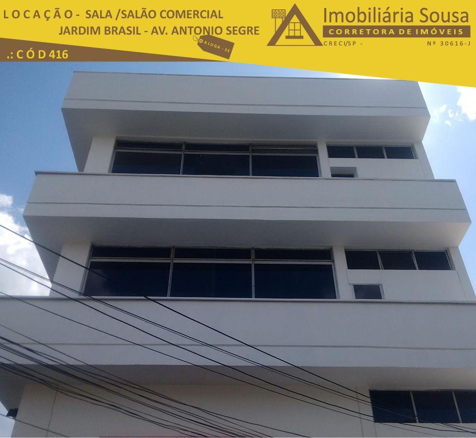 Sala – Comercial – Jardim Brasil