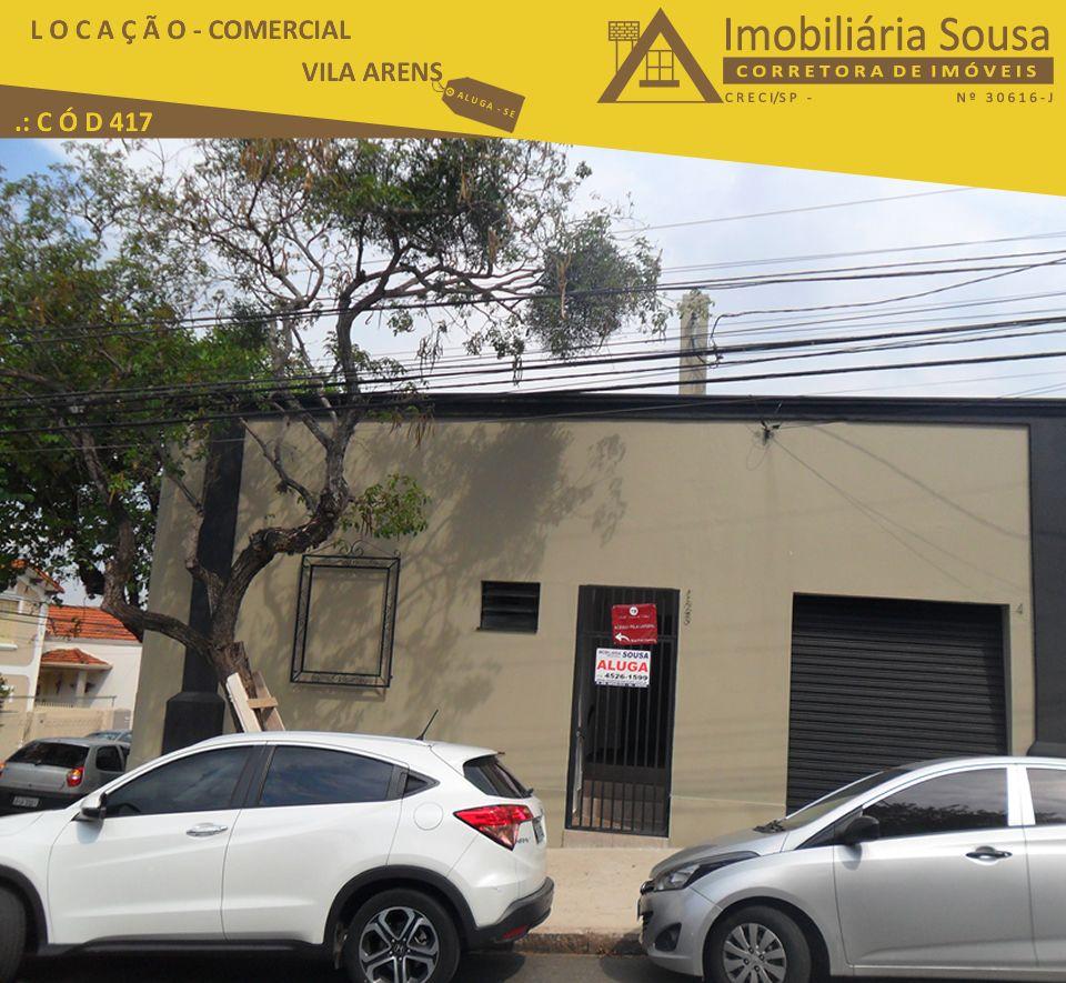 Comercial – Sala – Vila Arens